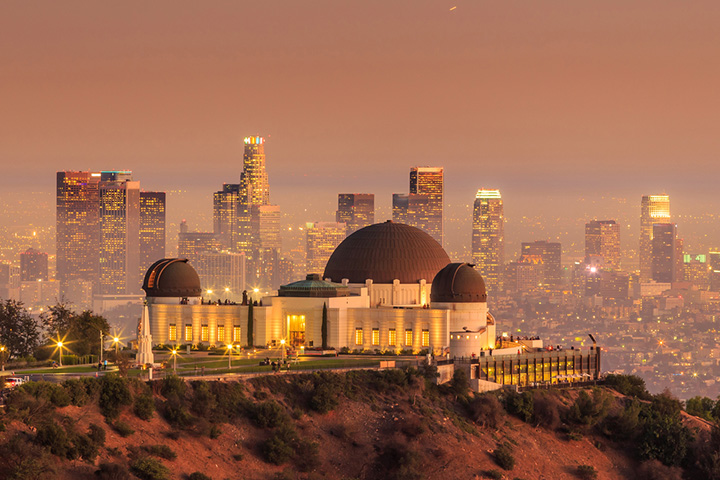 достопримечательности Лос Анджелеса (2)