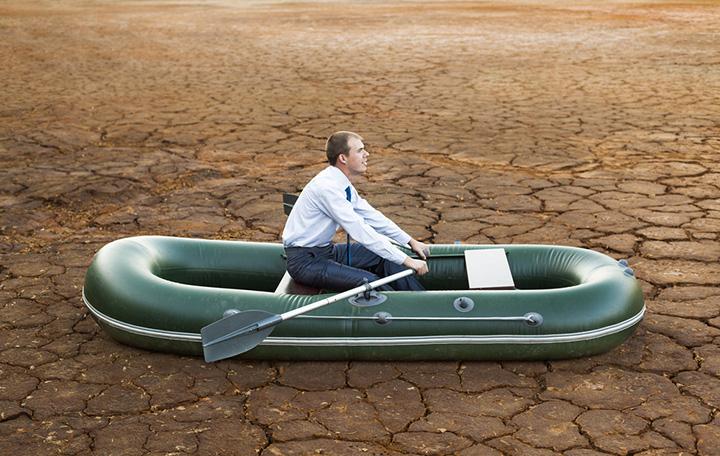 Засуха в Калифорнии (1)